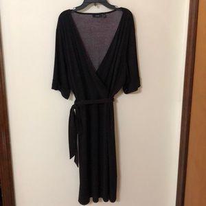Apt. 9 plunging neckline dress